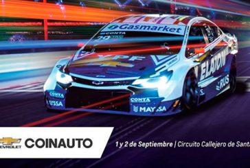 STC2000: Coinauto presenta al equipo YPF CHEVROLET