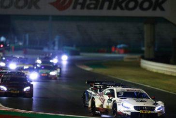 DTM: Paul Di Resta gana en una accidentada carrera