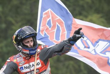 MotoGP: En un final de locos, Dovizioso supera a Lorenzo