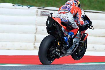 MotoGP: Dovizioso también quiere ser protagonista en Austria
