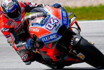 MotoGP: El frio viernes británico deja un duelo Yamaha – Ducati