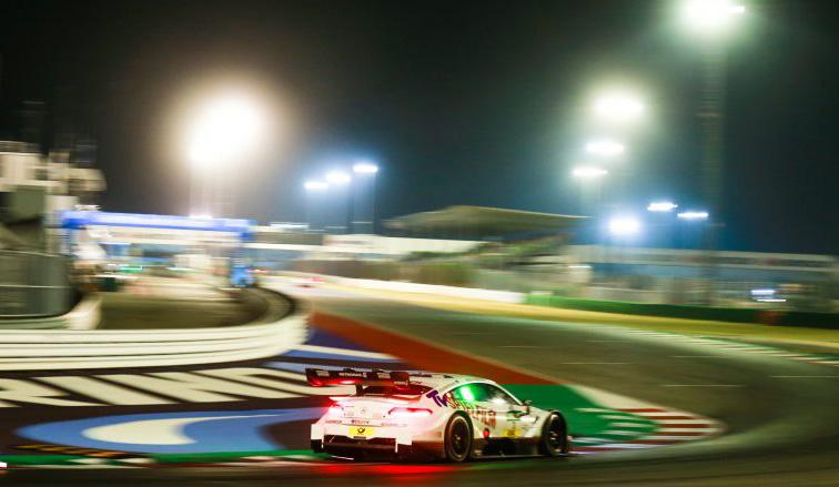 DTM: Paul Di Resta gana la primera carrera nocturna del DTM
