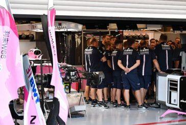 Fórmula 1: Force India arrancá con cero puntos