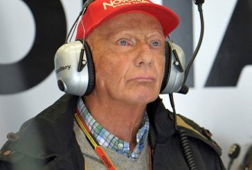 Fórmula 1: Mejora la salud de Niki Lauda