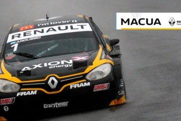 STC2000: Conferencia de prensa del equipo Renault Sport en Macua