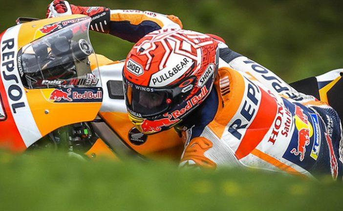 MotoGP: Márquez consigue la pole en Austria por dos milésimas