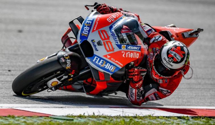MotoGP: En un final para el infarto, Lorenzo pudo con Márquez