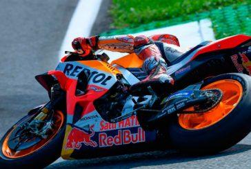 MotoGP: Lorenzo en el entrenamiento 2
