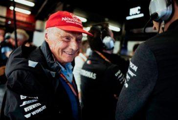 Fórmula 1: Niki Lauda en estado grave tras someterse a un trasplante de pulmón de urgencia