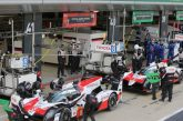 "WEC: Pole position para ""Pechito"""