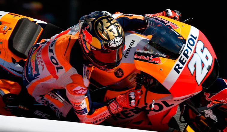MotoGP: Zarco y Pedrosa dominan en Brno