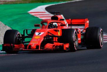 Fórmula 1: Räikkönen completa el viernes perfecto para Ferrari en Spa