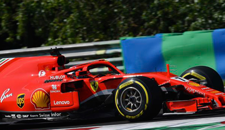 Fórmula 1: Raikkonen y Russell los más rápidos en el 2do día de test