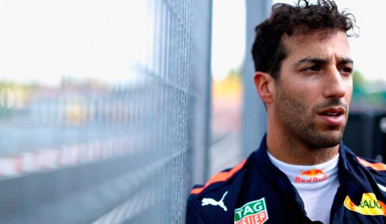 Fórmula 1: Renault confirma a Ricciardo para 2019