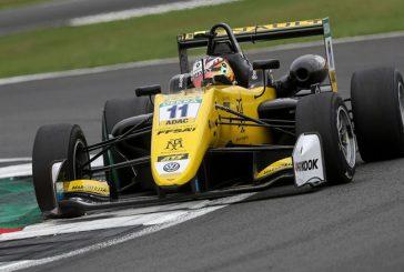 F3 Europea: Fenestraz sigue con buen desempeño en Silverstone
