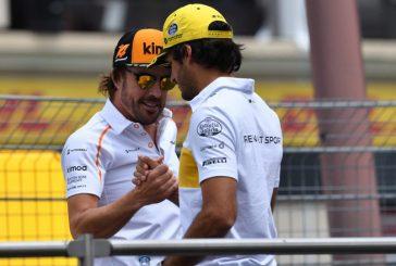 Fórmula 1: Carlos Sainz correrá con McLaren en 2019