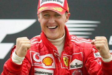 Michael Schumacher, quien aún está en coma, llora con el ruido de los motores