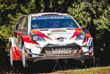 WRC: Tänak, dueño del sábado alemán