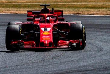 Fórmula 1: Vettel comienza mandando en Spa
