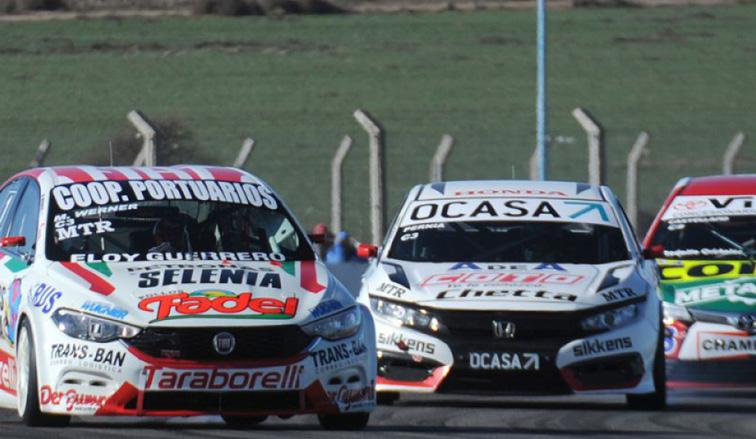 TN C3: Pezzini, Santero y Werner dominaron las series