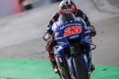 MotoGP: Las Yamaha lideran y avisan en la FP1