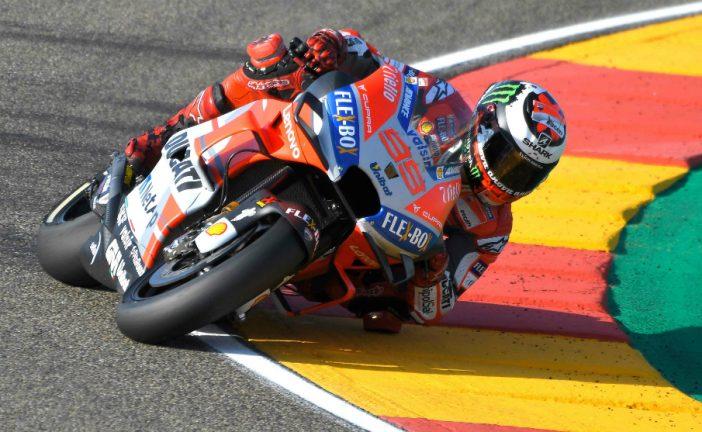 MotoGP:  Pole para Lorenzo y catastrófica clasificación de Rossi