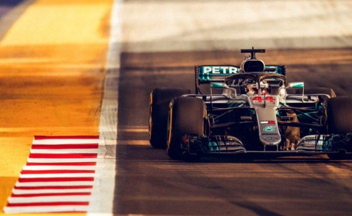 Fórmula 1: Brillante pole de Hamilton