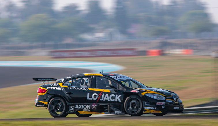 STC2000: Ardusso también en la carrera clasificactoria