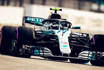 Fórmula 1: Bottas deja a Hamilton sin pole en Sochi