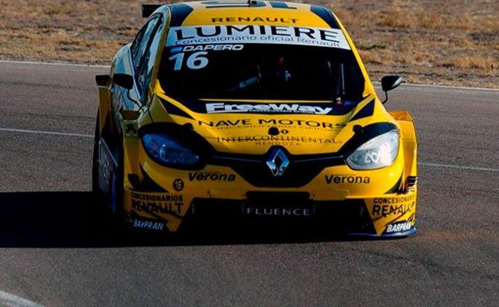 TC2000: Dapero ganó el Sprint