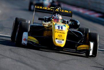 F3 Europea: Fenestraz clasificó 13º en Austria