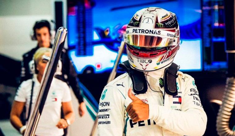 Fórmula 1: De la mano de Hamilton, Mercedes domina en Sochi