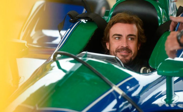 Indy Car: Alonso probó en Alabama
