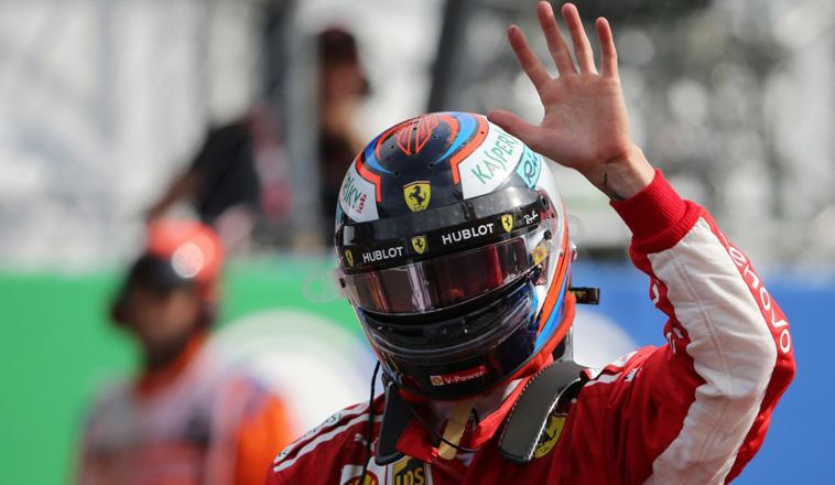 Fórmula 1: Leclerc a Ferrari y Raikkonen a Sauber