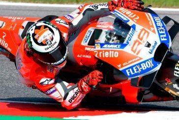 MotoGP: Pole y récord de Lorenzo en Misano