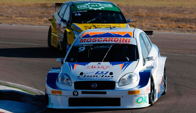 TC2000: Primera victoria para Moscardini