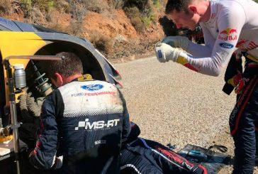 WRC: Drama en Turquía!, Neuville abandona y Ogier se retrasa