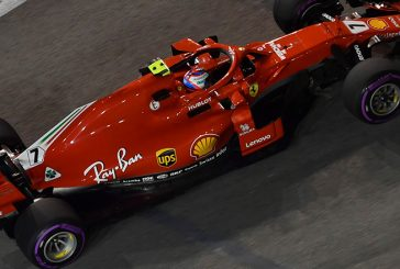 Fórmula 1: Ferrari se destapa en los Libres2
