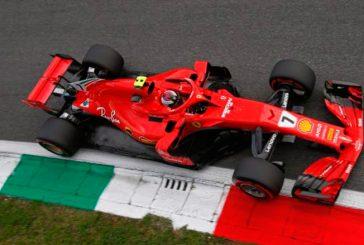 Fórmula 1: Räikkönen deja sin pole a Vettel y Hamilton