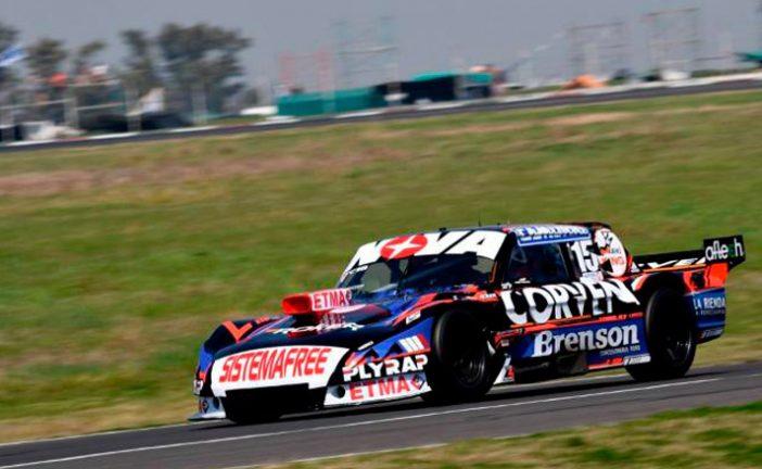 TC: Rossi se quedó con el 1 en Paraná