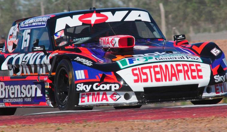 TC: Rossi se hace fuerte en La Pedrera