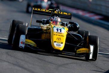 F3 Europea: Fenestraz tuvo una aceptable jornada en Nürburgring