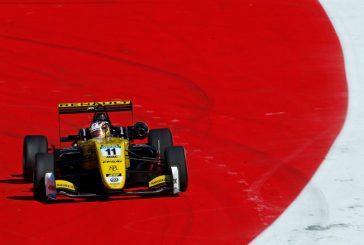 F3 Europea: Fenestraz recuperó posiciones en la 1ª carrera