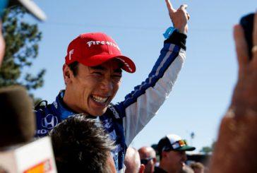 Indy Car: Takuma Sato gana en Portland