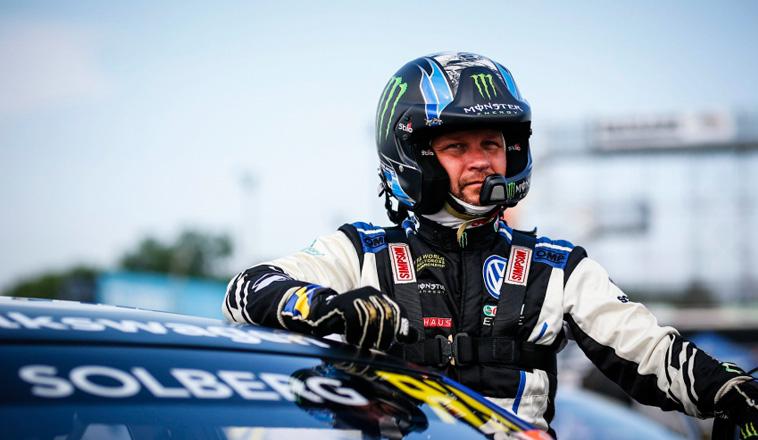 WRC: Regresa un histórico… Solberg correrá el Mundial en España