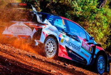 WRC: Tänak es líder en Turquía