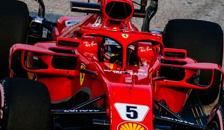 Fórmula 1: Vettel, al frente en los primeros libres en Sochi