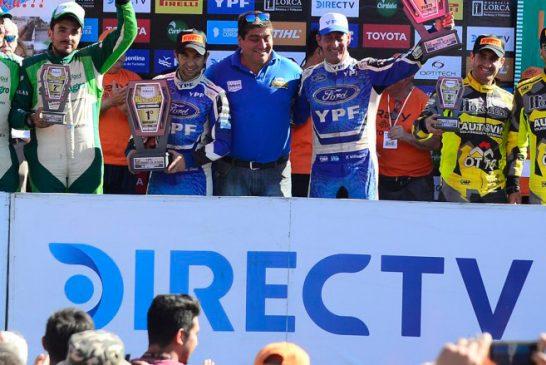 Rally Argentino: Villagra no para de ganar