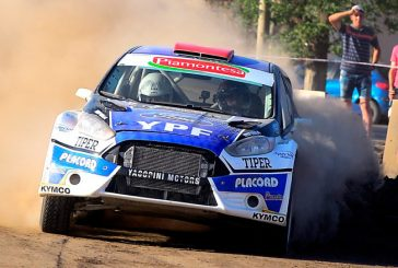 Rally Argentino: Villagra imbatible