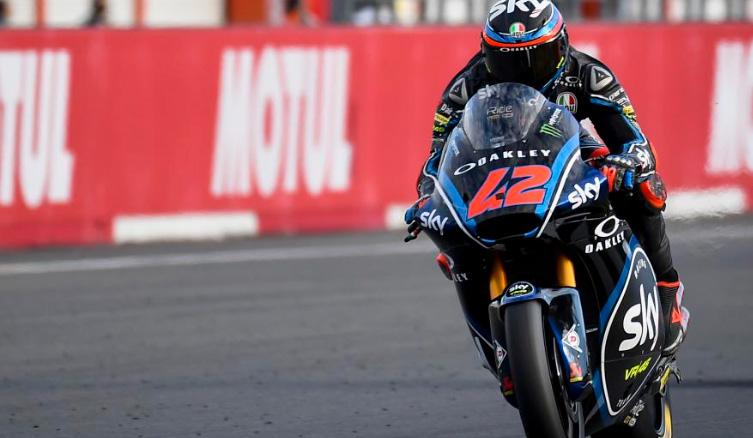 MotoGP: Bagnaia gana en Moto 2 y Bezzecchi en Moto3
